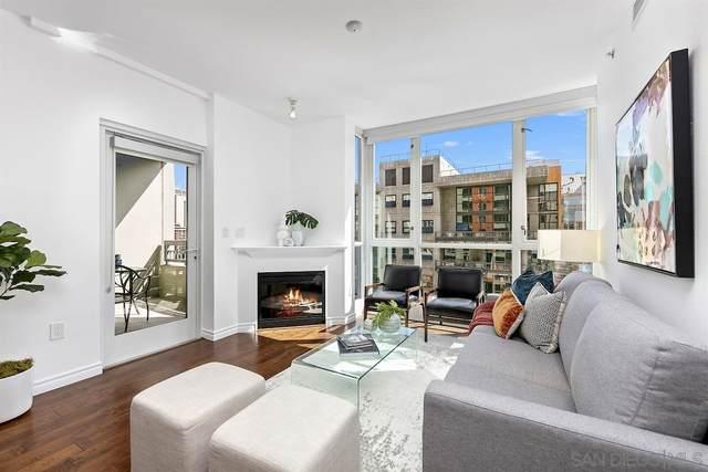 300 W Beech St #1010, San Diego, CA 92101 (#200046610) :: Neuman & Neuman Real Estate Inc.