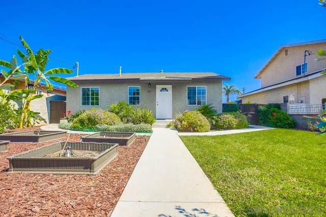 306 Holly St, Oceanside, CA 92058 (#200046612) :: Keller Williams - Triolo Realty Group