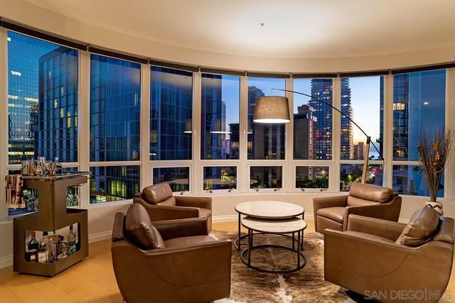350 W Ash Street #608, San Diego, CA 92101 (#200046627) :: Neuman & Neuman Real Estate Inc.