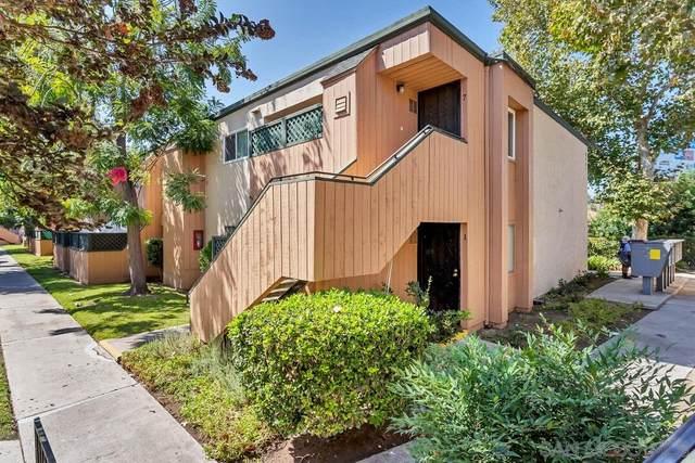 8767 Navajo Road Unit 7, San Diego, CA 92119 (#200046647) :: Tony J. Molina Real Estate