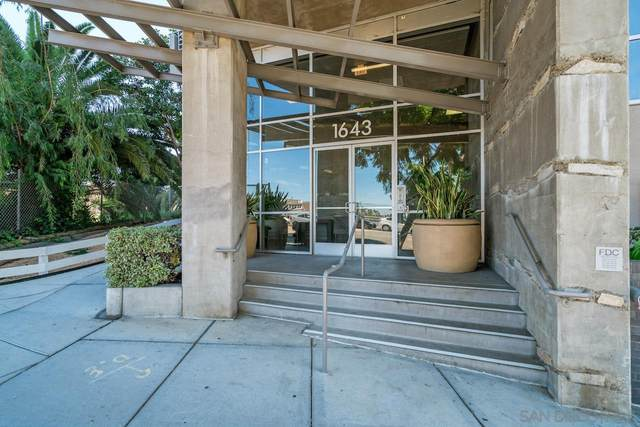 1642 7th Ave #431, San Diego, CA 92101 (#200046670) :: Solis Team Real Estate