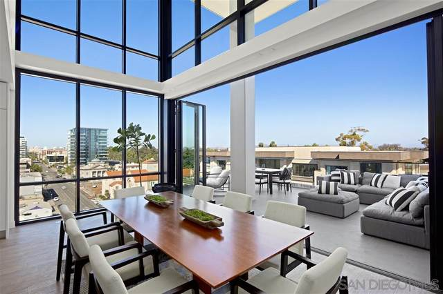 2604 5th Ave #901, San Diego, CA 92103 (#200046706) :: SunLux Real Estate