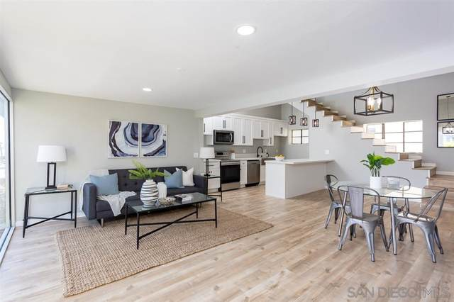 941 W Hawthorn St #10, San Diego, CA 92101 (#200046753) :: Neuman & Neuman Real Estate Inc.