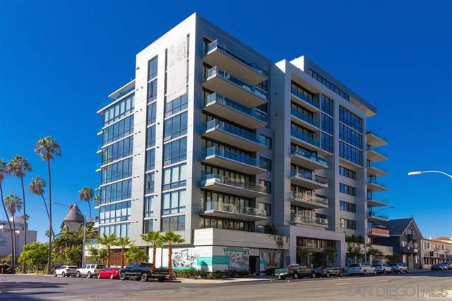 2604 5th Ave #402, San Diego, CA 92103 (#200046789) :: SunLux Real Estate
