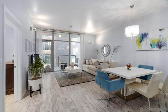 206 Park #414, San Diego, CA 92101 (#200046803) :: SunLux Real Estate