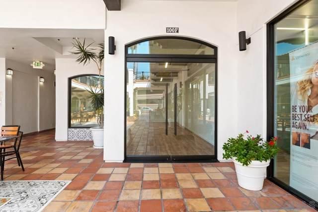 909 Prospect Suite F, La Jolla, CA 92037 (#200046852) :: Compass