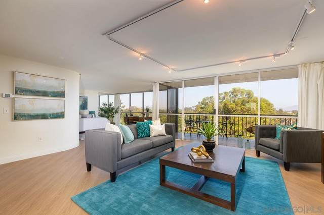 2400 6th Ave #1002, San Diego, CA 92101 (#200046873) :: Team Forss Realty Group