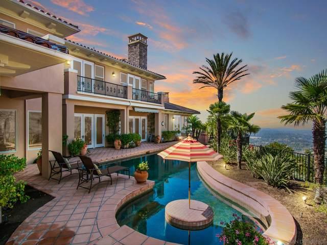 17828 Punta Del Sur, Rancho Santa Fe, CA 92067 (#200046883) :: Neuman & Neuman Real Estate Inc.