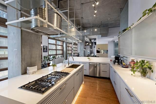877 Island Ave. 212-213, San Diego, CA 92101 (#200046936) :: SunLux Real Estate