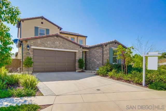 8184 Auberge Cir, San Diego, CA 92127 (#200046938) :: Tony J. Molina Real Estate