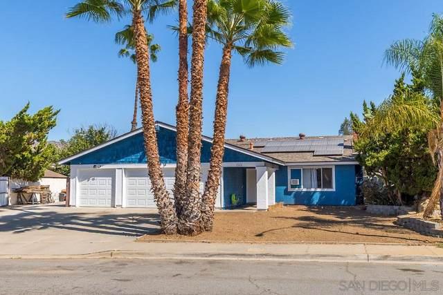 13618 Choisser Ln, Lakeside, CA 92040 (#200046943) :: SunLux Real Estate