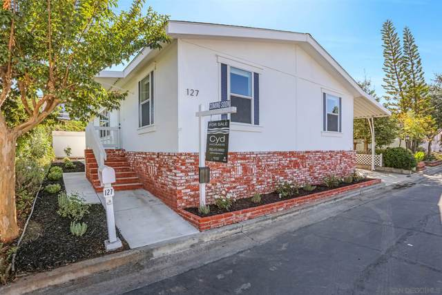 1145 E Barham Dr #127, San Marcos, CA 92078 (#200047113) :: San Diego Area Homes for Sale