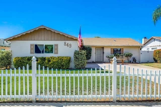 849 Begonia Street, Escondido, CA 92027 (#200047164) :: COMPASS