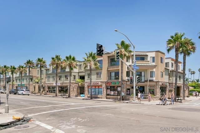 4151 Mission Blvd #206, Pacific Beach, CA 92109 (#200047167) :: Team Sage