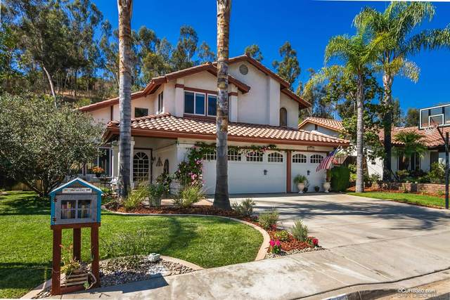 13130 Woodmont St, Poway, CA 92064 (#200047178) :: COMPASS