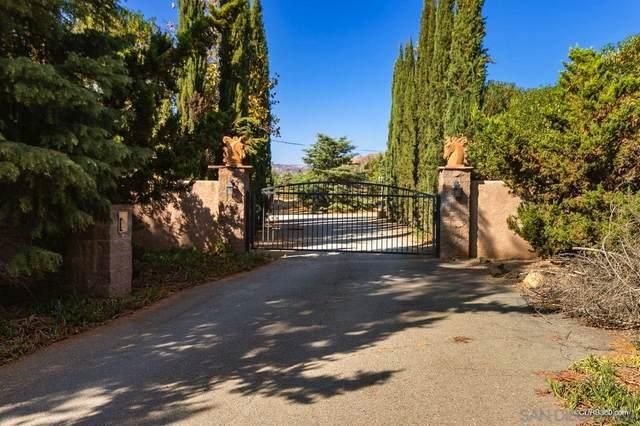 5064 Dehesa Rd, El Cajon, CA 92019 (#200047243) :: Neuman & Neuman Real Estate Inc.