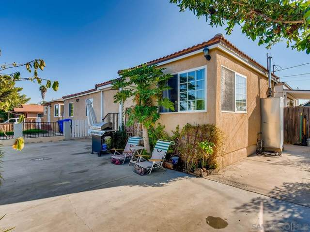 3705 46th, San Diego, CA 92105 (#200047281) :: Neuman & Neuman Real Estate Inc.