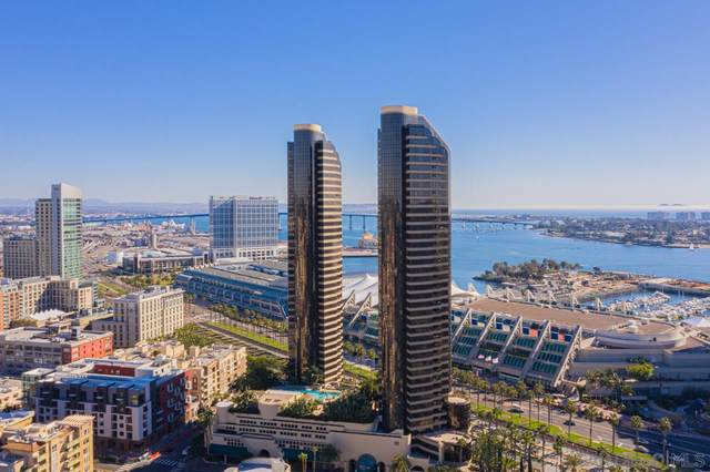 200 Harbor Dr #1502, San Diego, CA 92101 (#200047421) :: Team Forss Realty Group