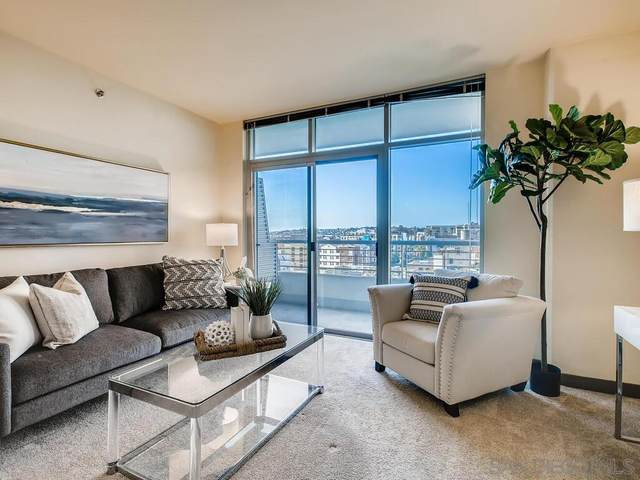 425 W Beech #1057, San Diego, CA 92101 (#200047514) :: Cay, Carly & Patrick | Keller Williams