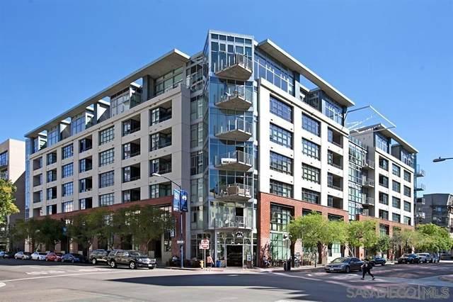 1050 Island Ave. #513, San Diego, CA 92101 (#200047515) :: Team Forss Realty Group