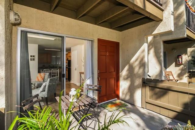 2850 Reynard Way #6, San Diego, CA 92103 (#200047540) :: Cay, Carly & Patrick | Keller Williams