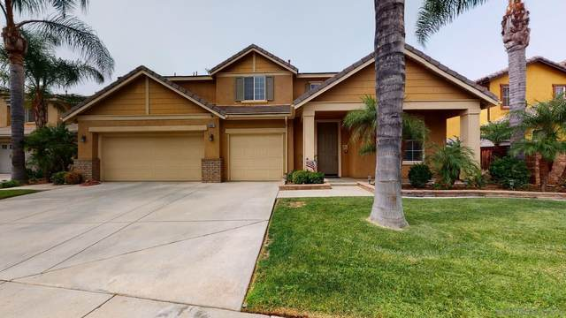 33687 Shamrock, Murrieta, CA 92563 (#200047637) :: Solis Team Real Estate