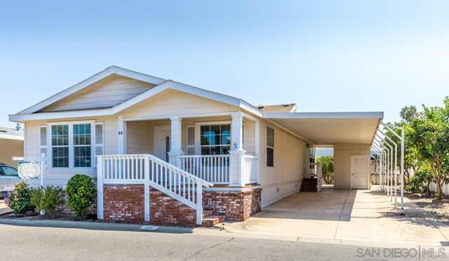 200 N El Camino Real 44 #44, Oceanside, CA 92058 (#200047673) :: SunLux Real Estate