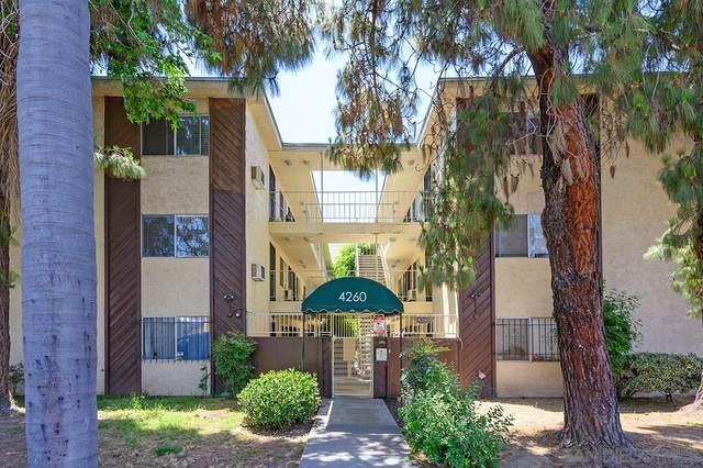 4260 44Th St #217, San Diego, CA 92115 (#200047708) :: Tony J. Molina Real Estate
