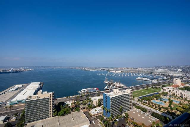 1205 Pacific Hwy #3102, San Diego, CA 92101 (#200048115) :: Yarbrough Group