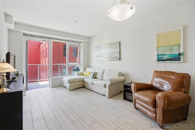 1431 Pacific Highway #603, San Diego, CA 92101 (#200048148) :: Yarbrough Group