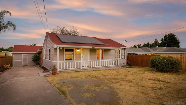 3663 King St, La Mesa, CA 91941 (#200048181) :: Neuman & Neuman Real Estate Inc.