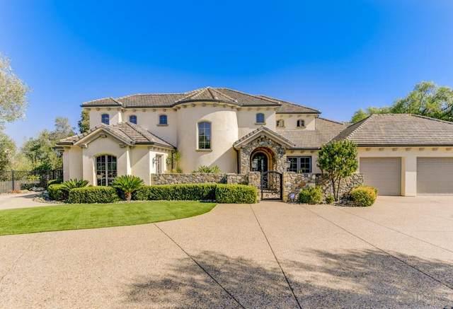 7977 Camino De Arriba, Rancho Santa Fe, CA 92067 (#200048247) :: Solis Team Real Estate