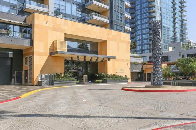 1325 Pacific Highway #1706, San Diego, CA 92101 (#200048346) :: Yarbrough Group