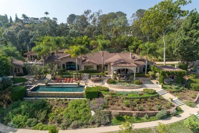 4724 El Aspecto, Rancho Santa Fe, CA 92067 (#200048466) :: Neuman & Neuman Real Estate Inc.