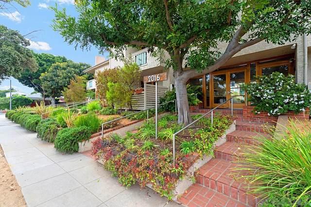 2016 Euclid St #19, Santa Monica, CA 90405 (#200048489) :: Cay, Carly & Patrick | Keller Williams