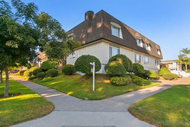 4051 Fanuel St 8, San Diego, CA 92109 (#200048534) :: Neuman & Neuman Real Estate Inc.