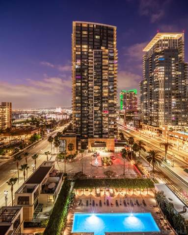 1205 Pacific Highway #1202, San Diego, CA 92101 (#200048588) :: Yarbrough Group