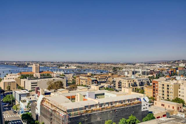 425 W Beech St #1558, San Diego, CA 92101 (#200048651) :: Cay, Carly & Patrick | Keller Williams