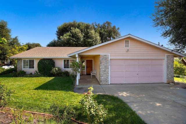 1069 Hillcrest View Ln, Fallbrook, CA 92028 (#200048658) :: Cay, Carly & Patrick   Keller Williams