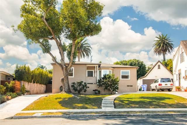 3707 La Crresta, San Diego, CA 92107 (#200048818) :: Yarbrough Group