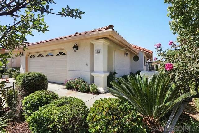 951 Crescent Bnd, Fallbrook, CA 92028 (#200048830) :: Solis Team Real Estate