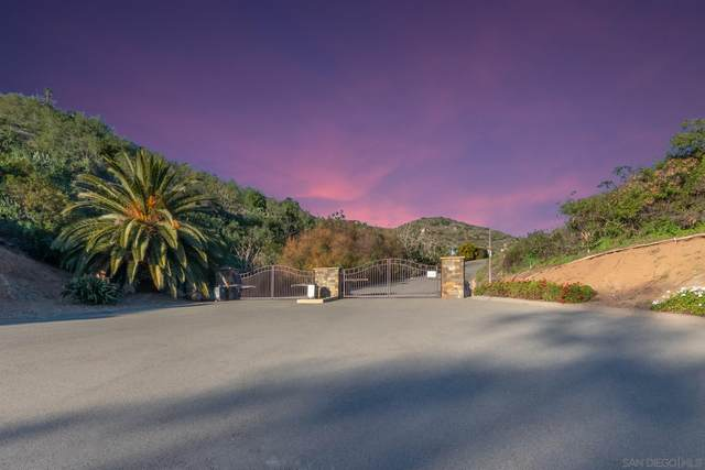Aerie Heights Rd N/A, Bonsall, CA 92003 (#200048843) :: Zember Realty Group