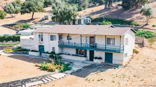 1776 Country Club Dr, Escondido, CA 92029 (#200048847) :: Tony J. Molina Real Estate