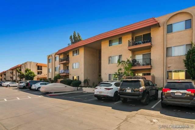 6811 Alvarado Rd #14, San Diego, CA 92120 (#200048860) :: Tony J. Molina Real Estate