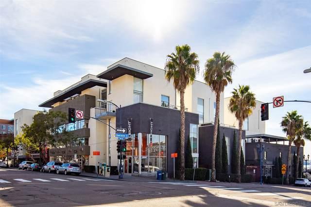 949 W Hawthorn St #32, San Diego, CA 92101 (#200048883) :: Yarbrough Group