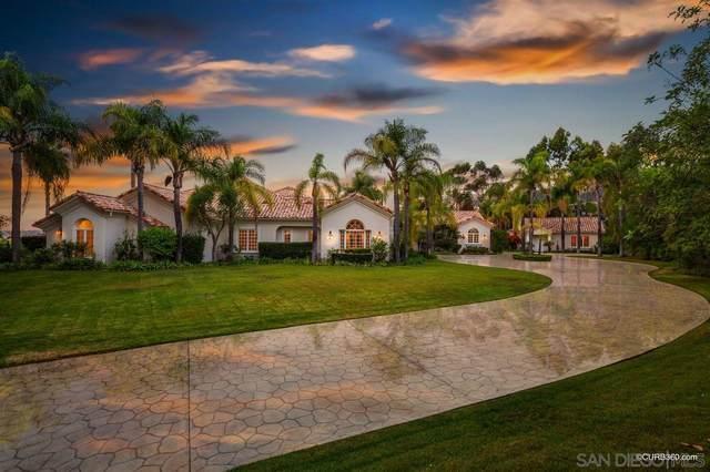 7496 Vista Rancho Ct, Rancho Santa Fe, CA 92067 (#200048969) :: Compass