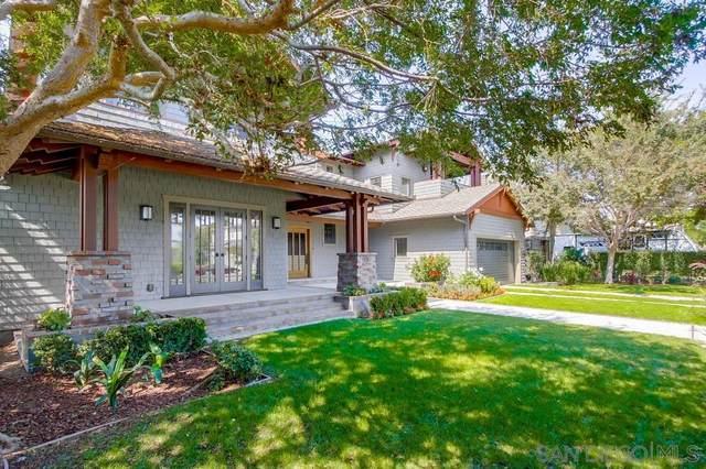 630 Balboa Ave, Coronado, CA 92118 (#200049000) :: Neuman & Neuman Real Estate Inc.