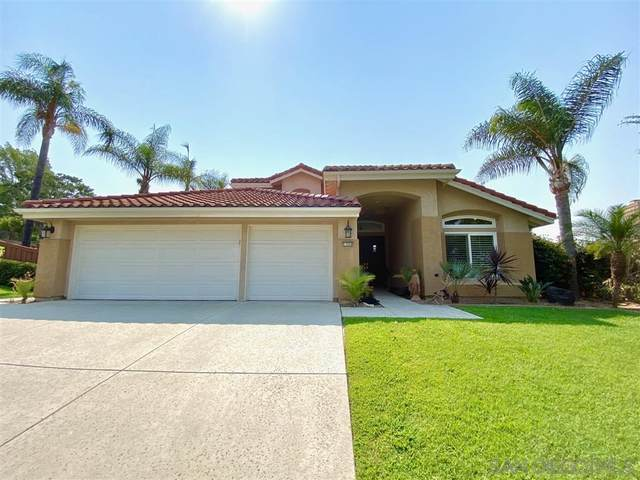 1988 Monarch Ridge Cir, El Cajon, CA 92019 (#200049040) :: Neuman & Neuman Real Estate Inc.