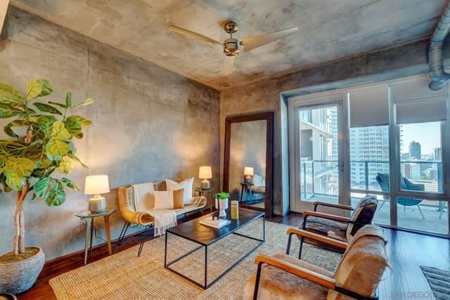 1080 Park Blvd #1003, San Diego, CA 92101 (#200049092) :: Neuman & Neuman Real Estate Inc.