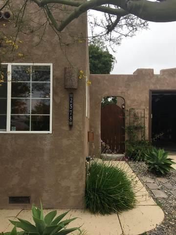 2578 Dwight St, San Diego, CA 92104 (#200049093) :: Tony J. Molina Real Estate